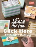 150 2015-2016 Stampin' Up! Catalog